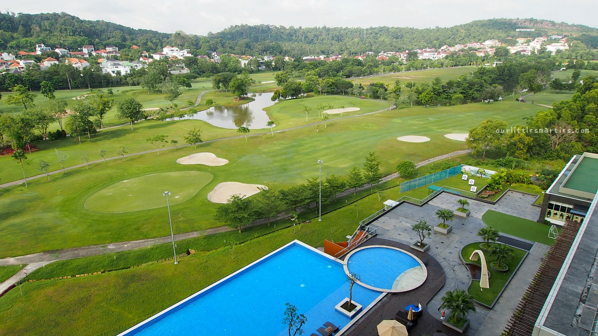 Radisson Golf & Convention Center Batam, Hotel Ideal Pegolf