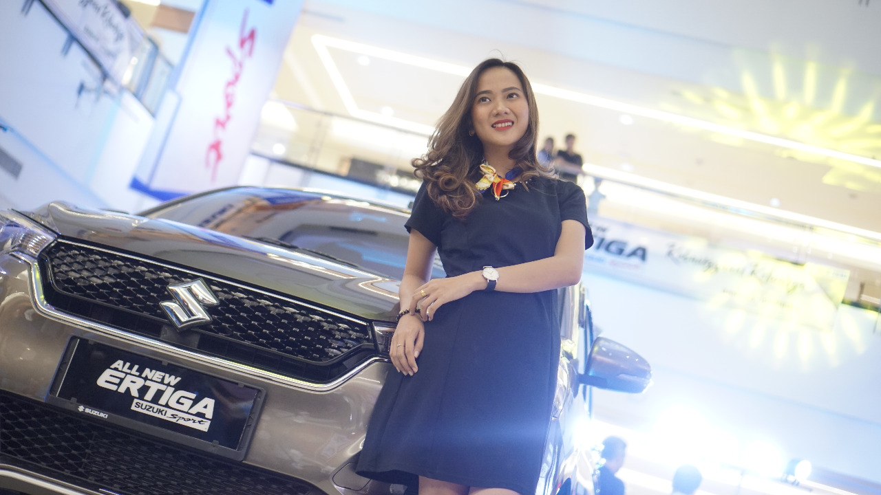 Suzuki All New Ertiga Sport Jadi Official Transport Bingen Festival 2019