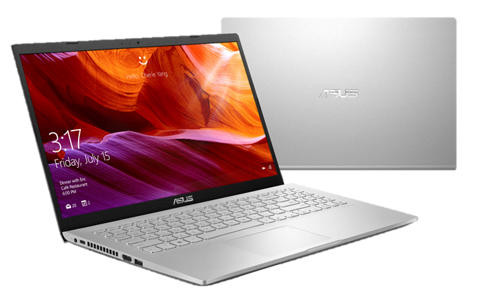 ASUS VivoBook A409, Laptop Klasik dengan NanoEdge Display