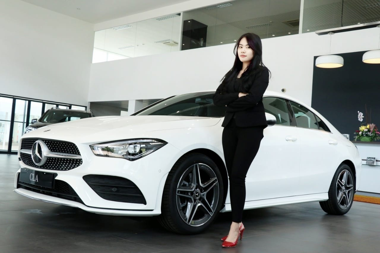Merceder-Benz Hadirkan The new CLA Coupé, Ini Spesifikasinya!