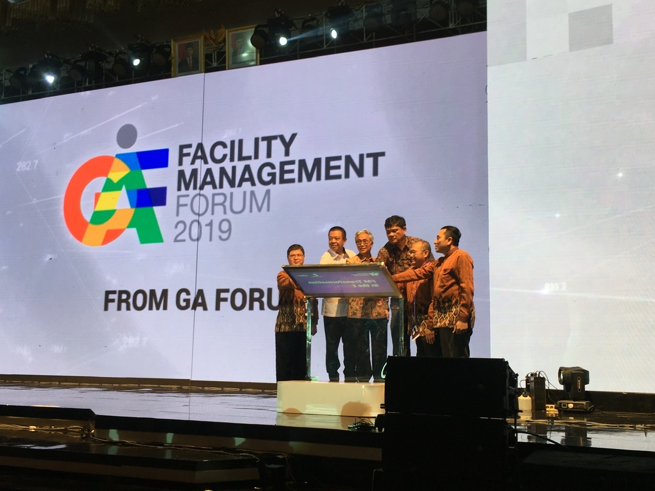 Transformasi General Affairs (GA) Forum dalam Facility Management Forum 2019