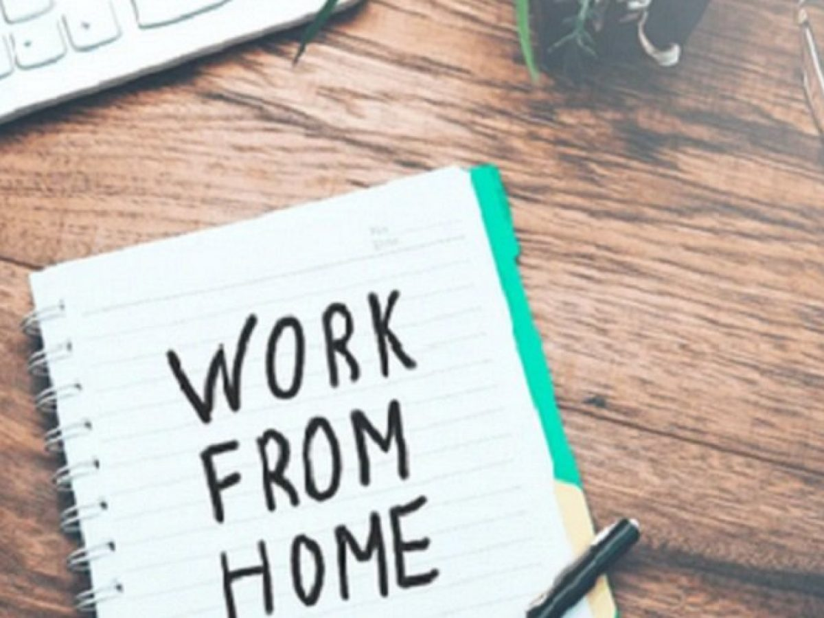Tips Sehat Menjalani Work from Home (WFH)